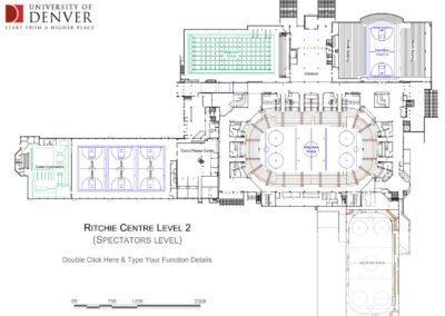 Denver University floor plan